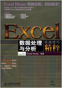 《Excel数据处理与分析实战技巧精粹》